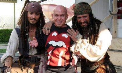 Jack , Marty et Teague !