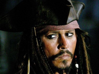 Jack Sparrow Héhé.