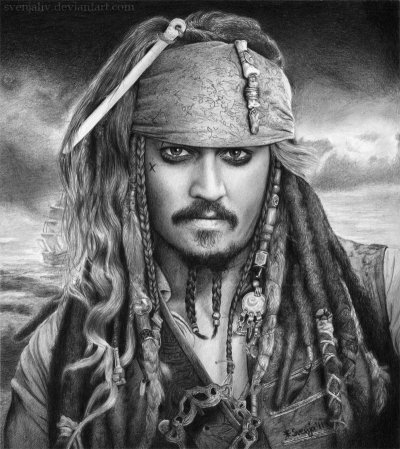 Captain Jack Sparrow ♥