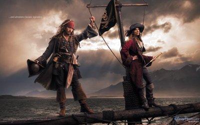 Pirates des Caraïbes 5 !