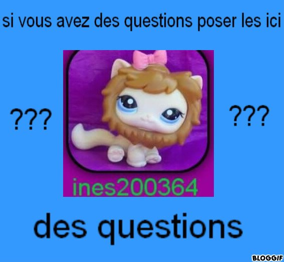 poser vos questions