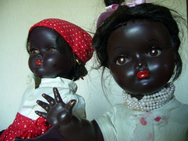 Poupées noires Bella