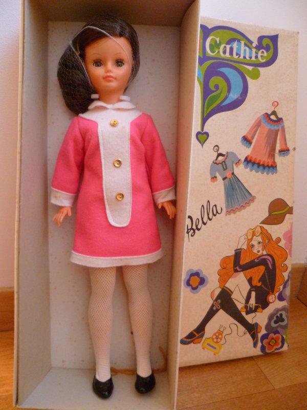 Cathie Tenue Présentation 1969