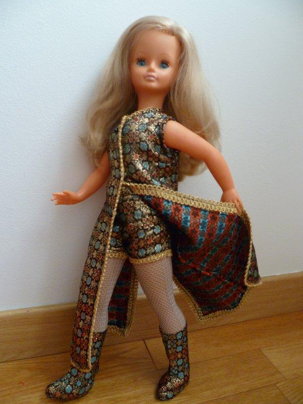 Cathie Tenue Chenonceaux 1972