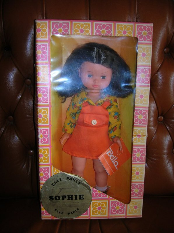 BELLA HI HI 40   ou SOPHIE 1973
