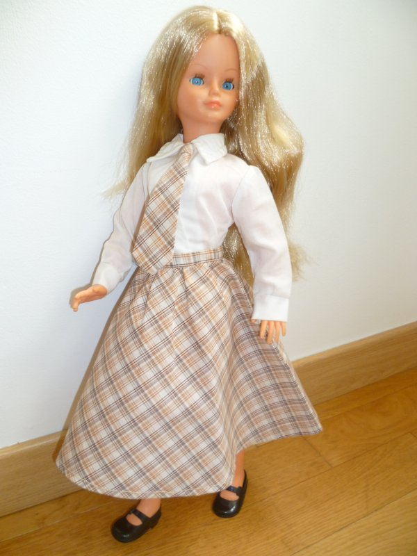 Cathie tenue Intempéries 1979