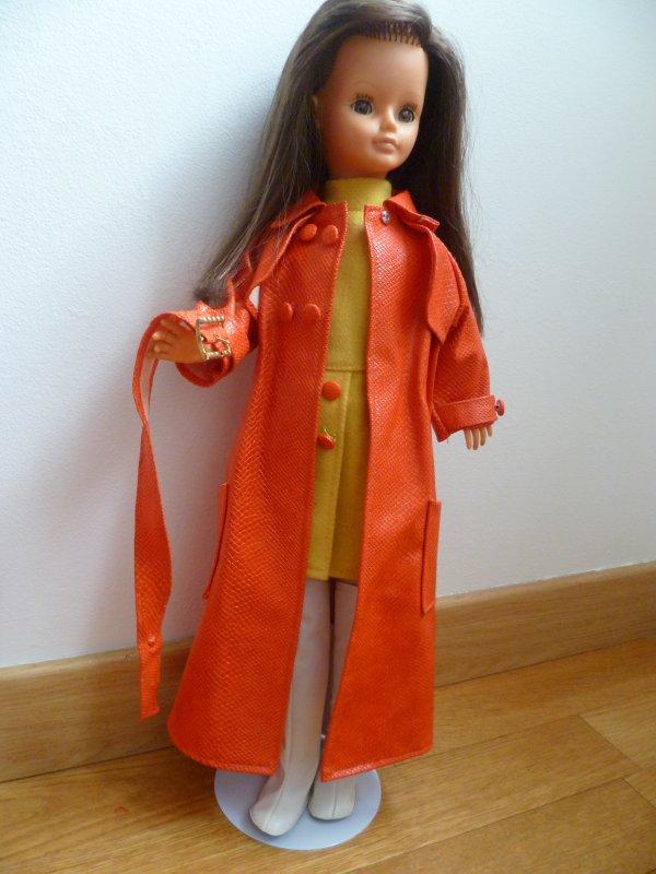 Cathie Tenue Emmanuelle 1971