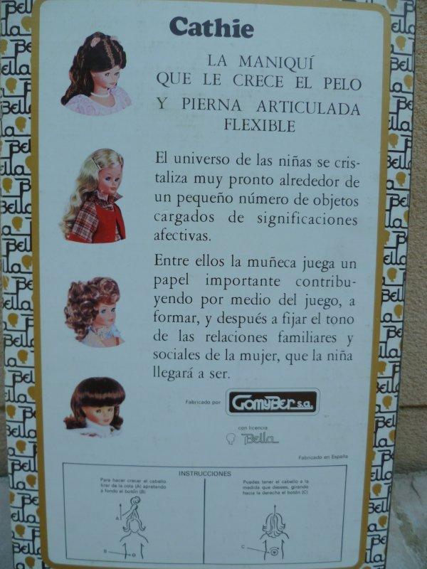 Cathie Espagnole