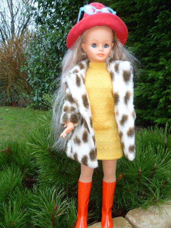 Cathie tenue Tendresse 1974