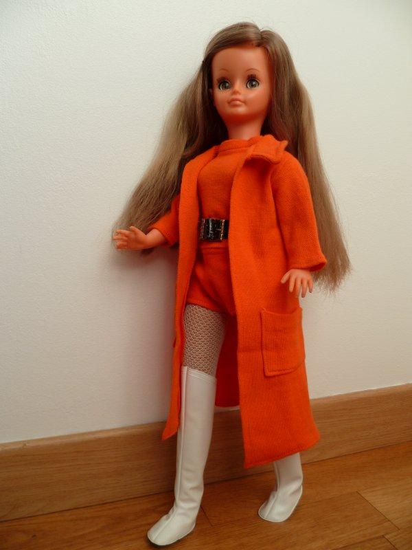 Cathie tenue Jane 1971