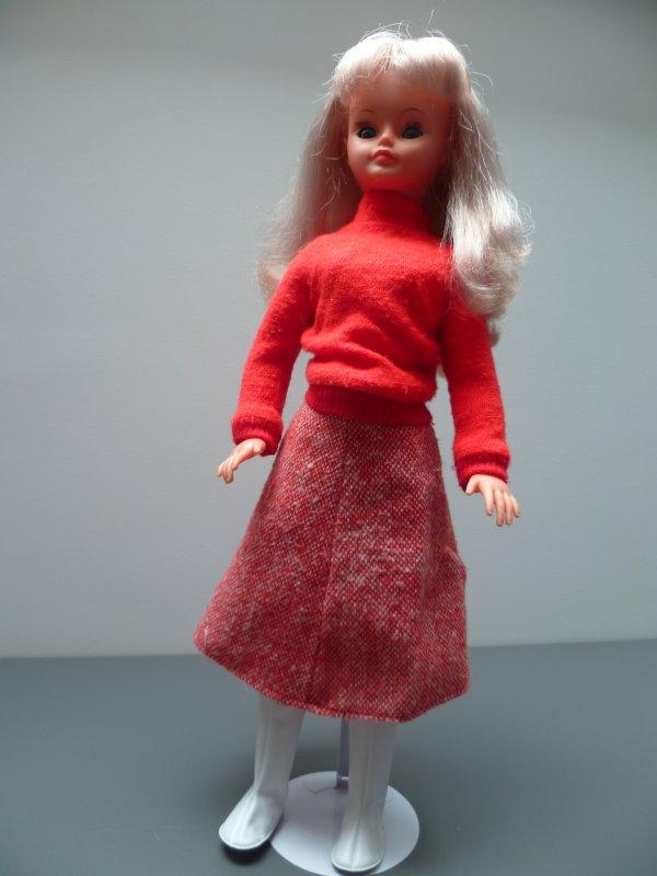 Cathie Tenue Tina 1975 Série Spéciale