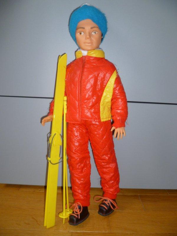 Jerry Tenue de ski 1973