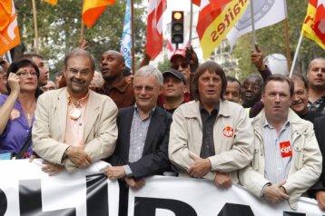 Nouvel appel à la grève pour le 23 septembre