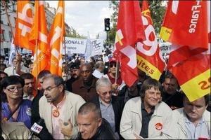 Retraites: les syndicats écrivent à Sarkozy et Fillon