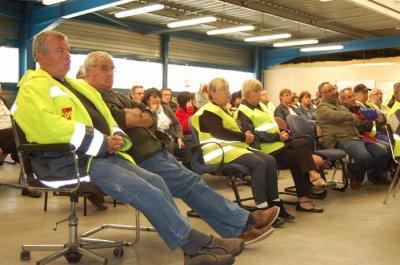 Linselles : SCA répond favorablement à l'ultimatum lancé par les salariés