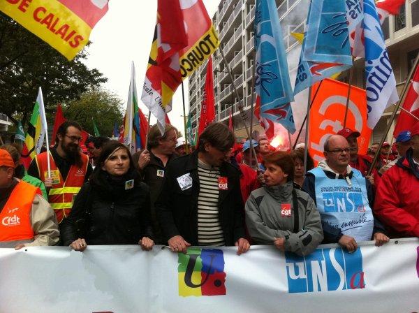 Déclaration commune des organisations syndicales CFDT, CGT, FSU, Solidaires, UNSA