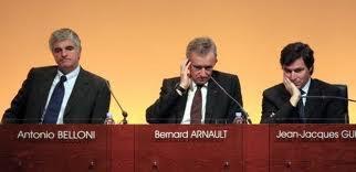 Antonio Belloni, le salarié le mieux payé de France