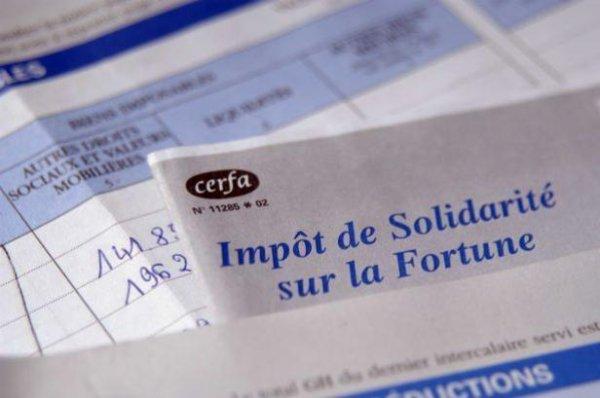 L'Impôt de solidarité sur la fortune va être complètement réaménagé..