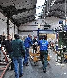 Les 45 salariés de Vallys à Sailly-sur-la-Lys vont être licenciés