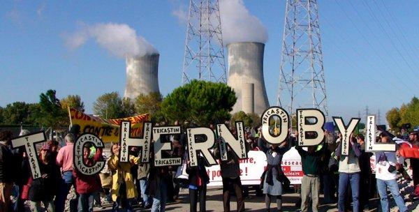 EDF dément les rumeurs de fuite dans l'une de ses centrales nucléaires