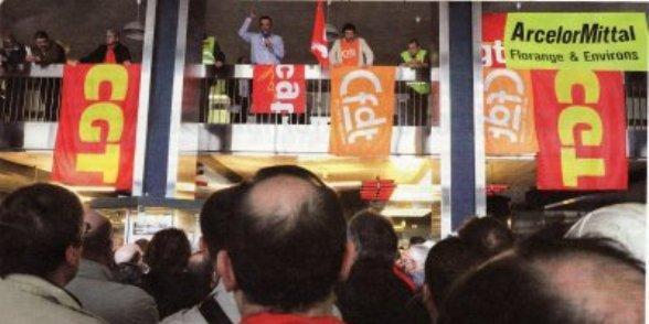 Florange : Une « démarche spéculative » pour les syndicats