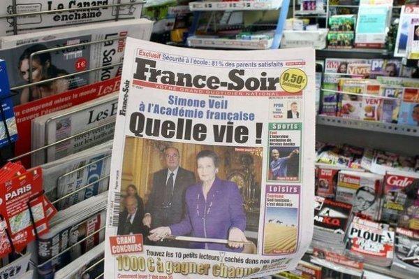 France-Soir, La Tribune... La colère de la CGT