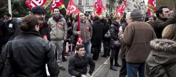 Journée anti-austérité : la mobilisation syndicale a été modeste