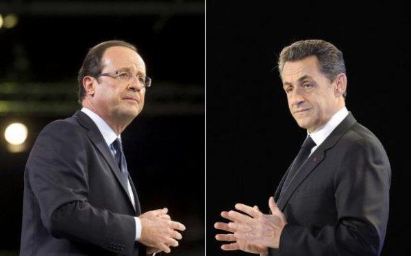 Présidentielle 2012: Hollande creuse l'écart sur Sarkozy