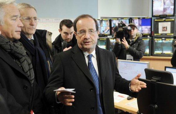François Hollande menacé de mort