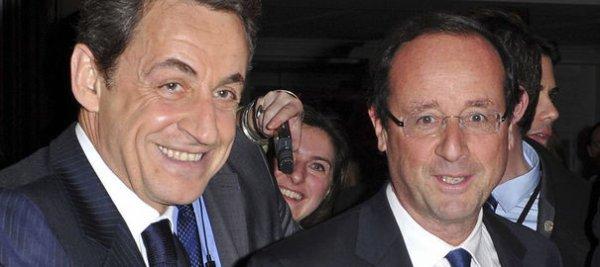 Hollande et Sarkozy sont cousins