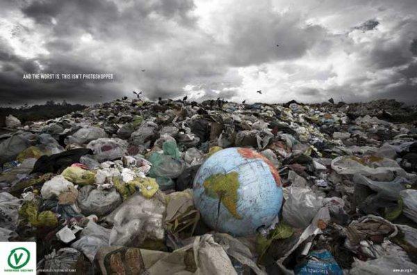 Les Français disent faire des efforts pour réduire leurs déchets et les trier
