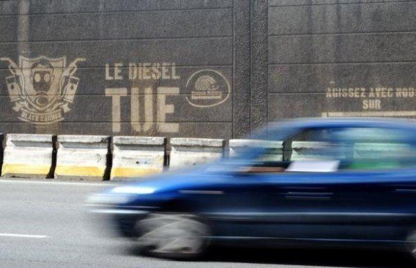 """Le """"diesel tue"""": le cri d'alarme de FNE à l'heure des départs en vacances"""