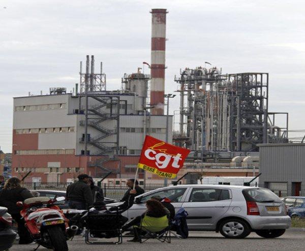 La CGT lance un appel à la grève dans les raffineries le 5 novembre