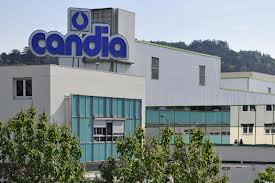 Candia va fermer trois de ses huit usines