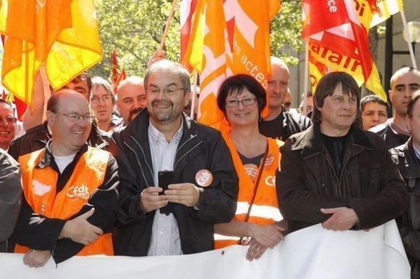 La CGT et la CFDT annoncent des manifestations le 14 novembre