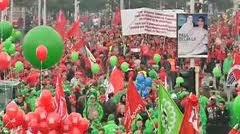Journée européenne de mobilisation contre l'austérité