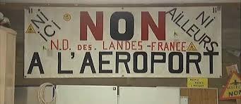 Forte mobilisation contre le nouvel aéroport de Nantes
