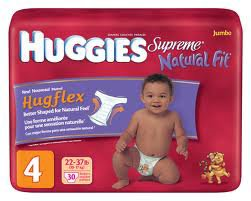 La marque Huggies restera-t-elle en rayon ?