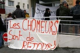 Un millier de chômeurs et précaires ont défilé à Paris