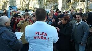 Glaces Pilpa : les salariés surveillent leur usine