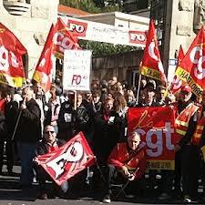 La CGT et FO unissent leurs forces dans la rue mardi pour faire barrage à l'accord sur l'emploi