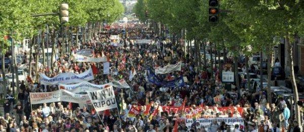 Accord sur l'emploi: La CGT et FO descendent dans la rue