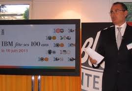 IBM veut supprimer entre 1.200 et 1.400 postes en France en deux ans