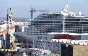 Le chantier naval de Saint-Nazaire pourrait être cédé
