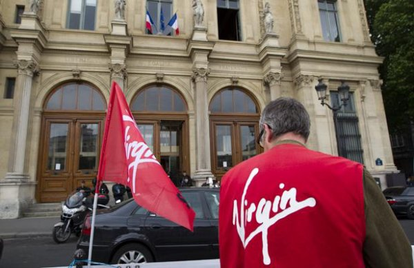 Virgin: Le tribunal prononce la liquidation du groupe