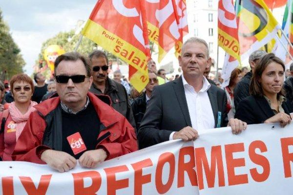 Retraites: la CGT prévoit une nouvelle mobilisation en octobre