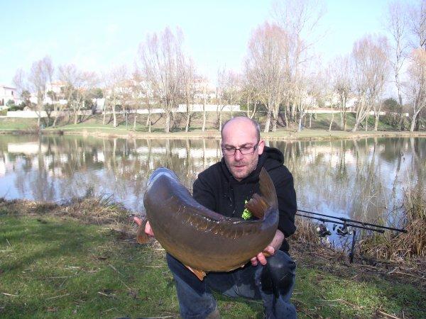 les premiers fishs de l'année .....