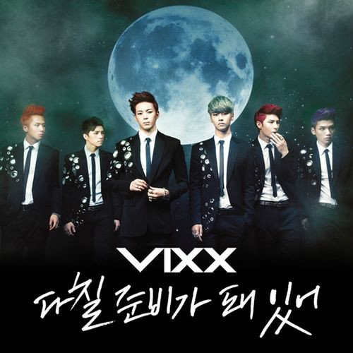 VIXX (빅스) - Light me up