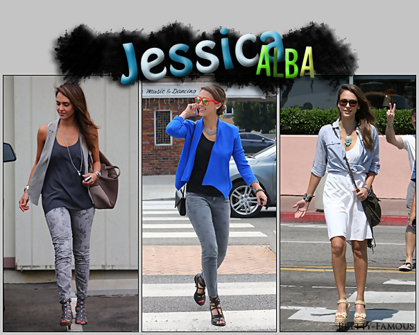 Article n°1 - Jessica Alba