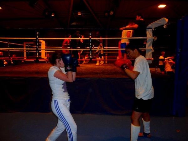 Boxeuse (L)